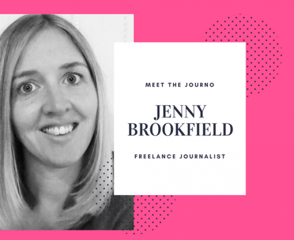 Interview with freelance journalist Jenny Brookfield
