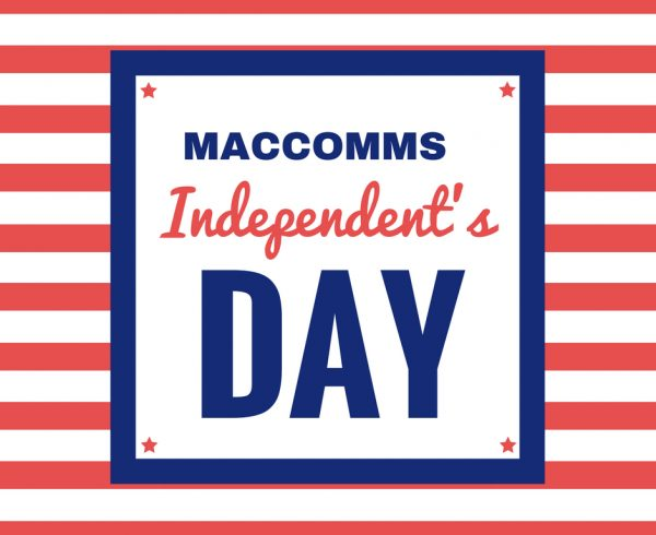 MacComms Independent's day
